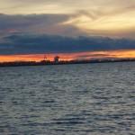 coucher de soleil 2 Pérols