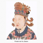 portrait de Wu Zetian - wikipedia