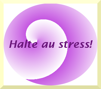halte au stress