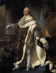 Portrait Louis XVI