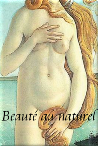 beaute-au-naturel - la - venus - de -botticelli